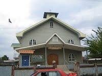 Templo First Baptis Chruch (Limón)