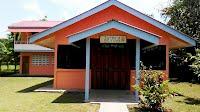 Templo en Cahuita, Limon
